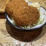 蟹肉忌廉薯餅