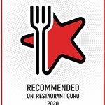 Anbefalt av Restaurant Guru