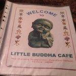 Foto de Little Buddha Cafe