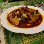 Braised Beef- Xinjiang Style