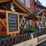 Terrasse vom Harzer Hexenkessel