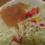 健康食品拉麵照片