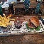Bild från Hell's Burger Borås