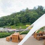 Wunderschön gelegen - direkt am Igelbachbad und mitten in der Natur. Ein tolles Ausflugsziel für