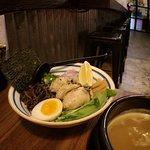 特濃味噌廣島蠔沾麵