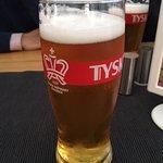 En kald øl