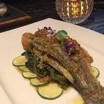 Ikan Bakar - Grilled Sea Bass