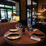 Salle du Restaurant L' Amphitryon à Chartres