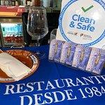 Foto de Restaurante Solar dos Bicos