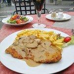 Restaurant Cafe Stadt Frankfurt照片