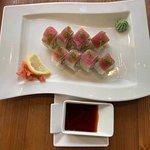 Special Rolls mit Thunfisch
