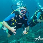 PADI Discover Scuba Diving (first time diving, min age 10, no license)