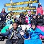 7Days Kilimanjaro climb - Rota Machame