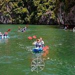 Cat Ba Kayaking Full-Day Group Tour