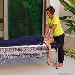 Thaise massage thuis (60 minuten)