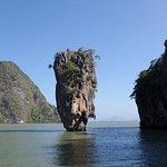 James Bond island & Phangnga bay excursion