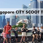 Singapore CITY SCOOT Tour