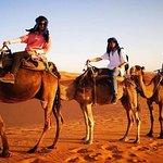 5 jours en voyage privé de Marrakech à Fès Via Desert