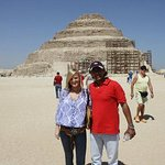 Private Full Day Tour with Private Guide and Private Driver to memphis and sakkara and dahsur