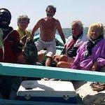 Fishing in the Saloum island in the heart of the sine delta and saloum (4 p minimum)