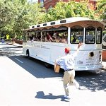 Hop-On Hop-Off Sightseeing Trolley Tour of Savannah
