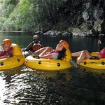 Cave Tubing and Zipline from Belize City