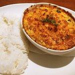 Chicken, Broccoli & Cheese with Jasmine Rice