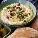 Fotografie: The Hummus Bar
