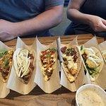 Taco heaven!