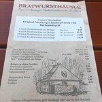 Bratwursthäusle Foto