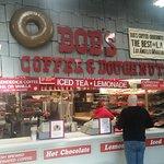 Foto de Bob's Coffee & Doughnuts