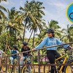 BLive Electric Bike Tours – Village Vistas of Cansaulim