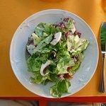 Ein gemischter Salat.