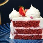 Vegan California Strawberry Red Velvet ($72)
