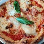 Capperi pizza Capricciosa