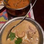 Nargisi Murg and Beef Madras