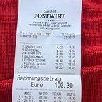 Gasthof Postwirt Foto