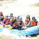 Rapid Area Transit 1/2 day white water rafting trip. So much fun!! Naveen is an awesome guide!