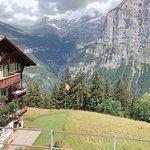 Panoramic Restaurant Alpina照片