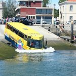 90min Amphibious Sightseeing Tour in Lisbon