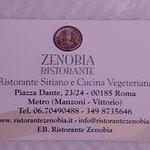 صورة فوتوغرافية لـ Zenobia