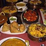 Bilde fra Curry on Mr.