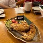 炭燒北海道阿波尾雞翼