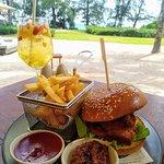 ภาพถ่ายของ Sand Box Restaurant and Bar