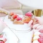 草莓巧克力奶油捲