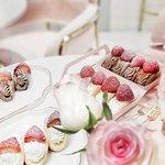 草莓奶油捲、草莓巧克力奶油捲