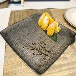金蒜龍蝦春卷