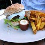Angie's burger