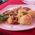 večeře ve Valtické Rychtě