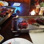 Servírování více druhů steaků tak, aby jídlo nevychladlo :-)